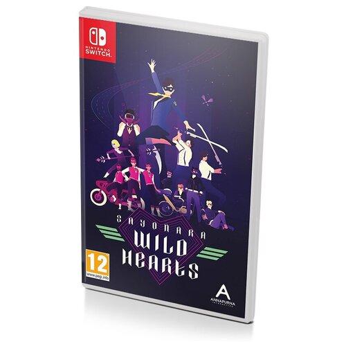 Sayonara Wild Hearts (Nintendo Switch) русские субтитры