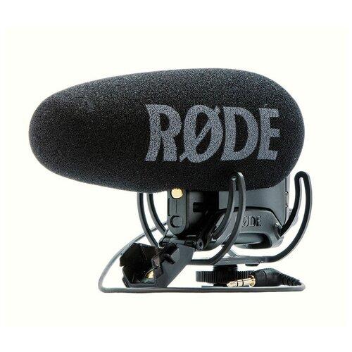 Микрофон RODE VideoMic Pro Plus, направленный, моно, 3.5 мм