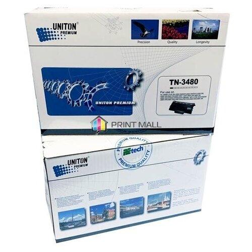Картридж UNITON Premium для BROTHER HL-L5000/6300/6400/DCP-L5500/6600/MFC-5700/6800 TN-3480 (8K)