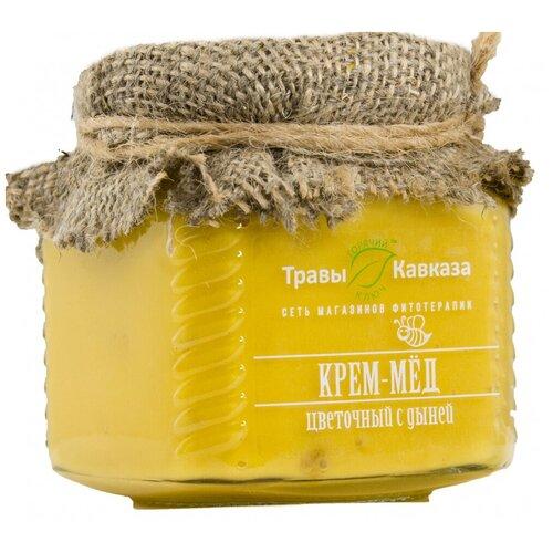 Крем-мёд с дыней
