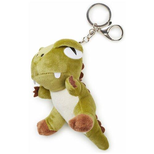 330698, Брелок-игрушка Happy Baby мягкий FRIENDLY ANIMALS, Dinosaur