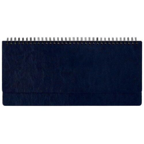 Фото - Планинг недатированный,синий, 303х150, 120стр, Agenda планинг attache 129427 недатированный 53 листов синий