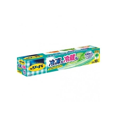 Пакеты LION Reed для длительного хранения и замораживания продуктов, 28*28 см (10шт.)