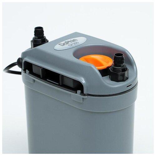 Внешний канистровый фильтр KW Zone Dophin CF-300, (KW), 410 л/ч