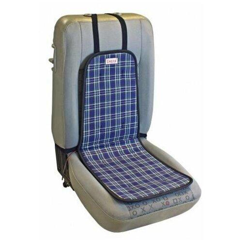 Подогрев сидений Емеля 2 со спинкой (питание от прикуривателя)