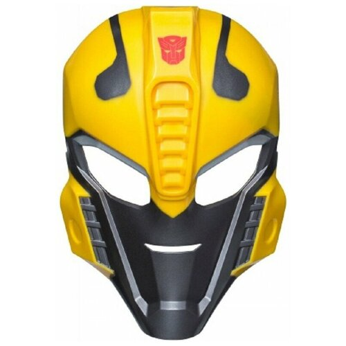 роботы transformers hasbro трансформеры 5 movie уан степ Маска Трансформеры 5: Последний рыцарь - Бамблби (Hasbro Transformers C0890)