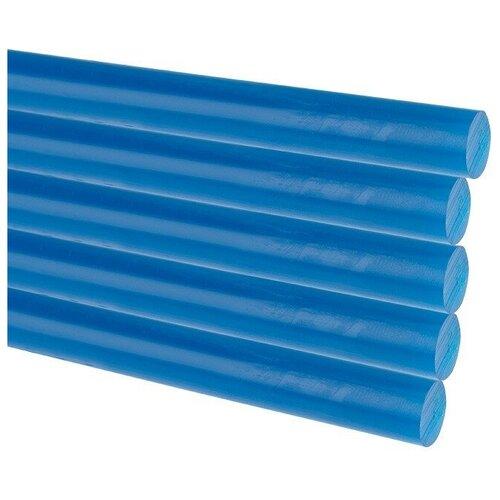 Стержни клеевые REXANT Ø 11 мм, 270 мм, синие (10 шт./уп.) (хедер), цена за 1 упак