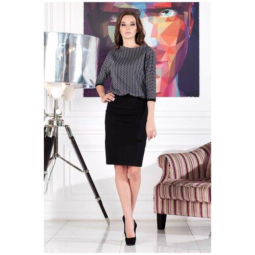 брюки ruxara ruxara mp002xw0f72l Платье RUXARA (7025, черный, размер: 48)