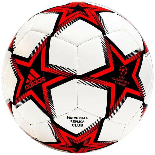 Мяч футбольный ADIDAS UCL Club Ps, р.4, арт. GT7789