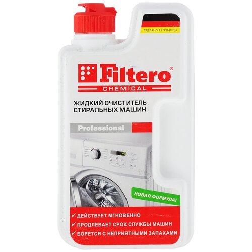 Стиральные машины - Жидкий очиститель от накипи FILTERO 902
