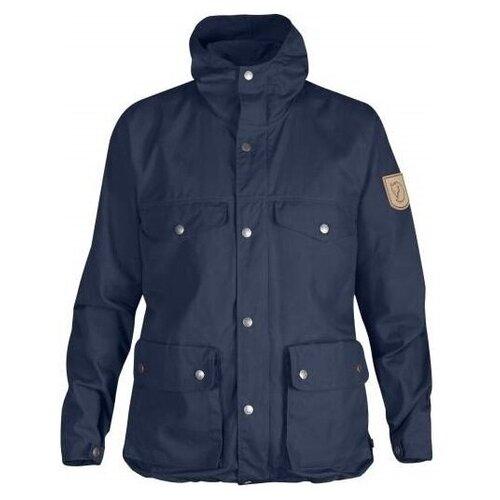 Куртка Fjallraven Greenland Jacket W Dark Navy