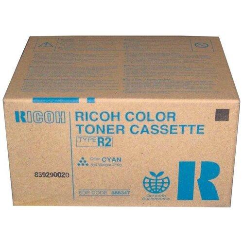 Фото - Тонер-картридж Ricoh Type R2 (888347) тонер картридж ricoh type mpc5000e 841160 842048