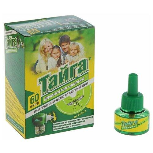 Тайга Комплект Тайга, фумигатор + жидкостной наполнитель от комаров