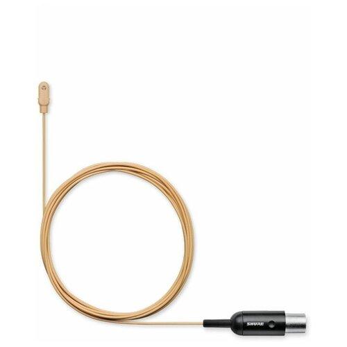Петличный микрофон Shure DL4T/O-MTQG-A