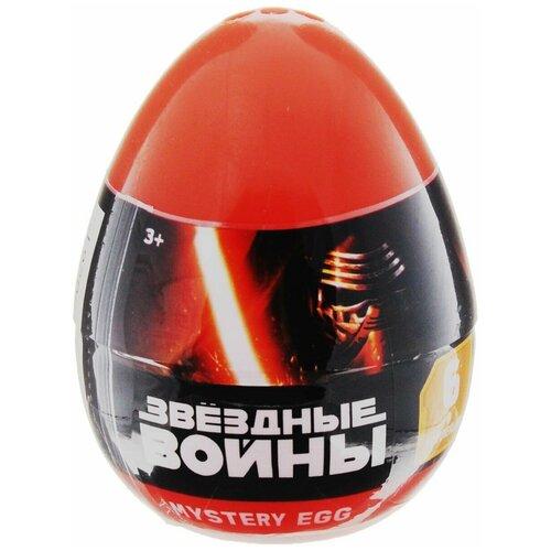 Яйцо Mystery Egg с фигуркой Звездные войны (ассорт) яйцо с электростимуляцией egg cellent egon s маленькое – серебристое