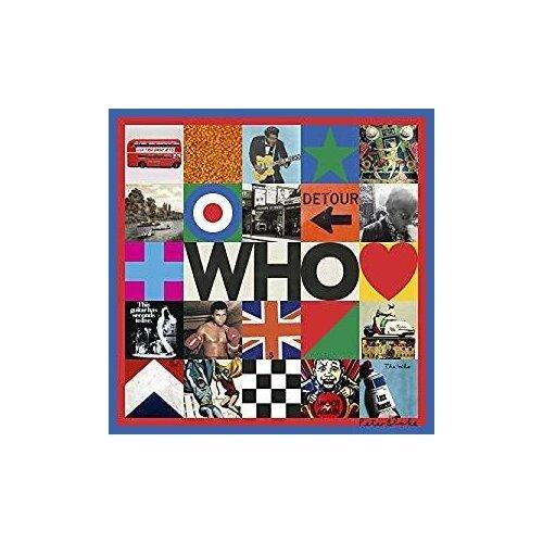 Фото - Компакт-диски, Polydor, THE WHO - WHO (CD) cd