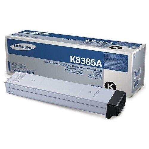 Фото - HP CLX-K8385A (SU588A) Тонер-картридж оригинальный черный Black 20К для CLX-8385ND CLX-8385 картридж hp clx k8385a для samsung clx 8385n clx 8385nd 20000 черный