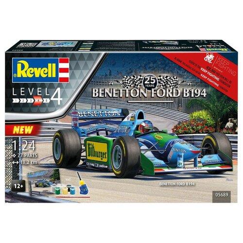 Купить Набор со сборной моделью гоночный автомобиль Benetton Ford B194, Revell, Сборные модели