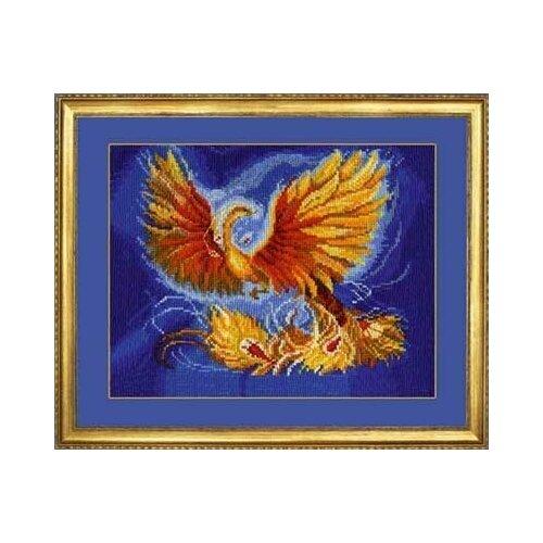 Набор для вышивания Сделай своими руками №26 П-22 Птица счастья 23х18см набор для вышивания сделай своими руками п 09 поварёнок