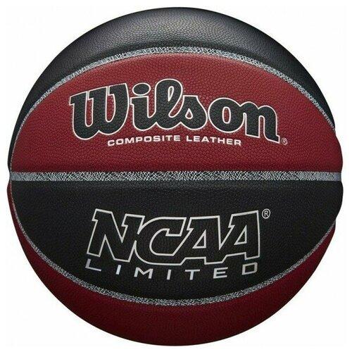 Мяч баскетбольный WILSON NCAA Limited BSKT BLMA арт.WTB06589XB07 р.7
