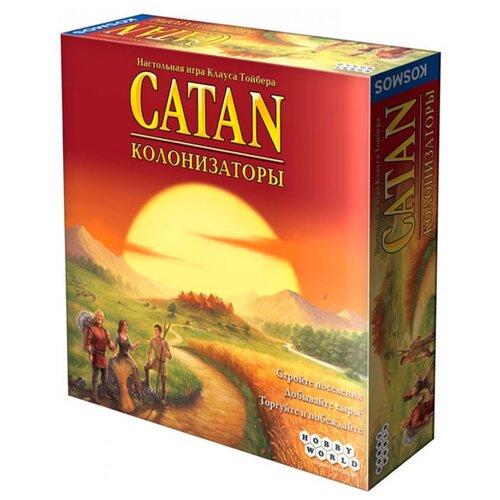 Настольная игра HOBBY WORLD Catan Колонизаторы