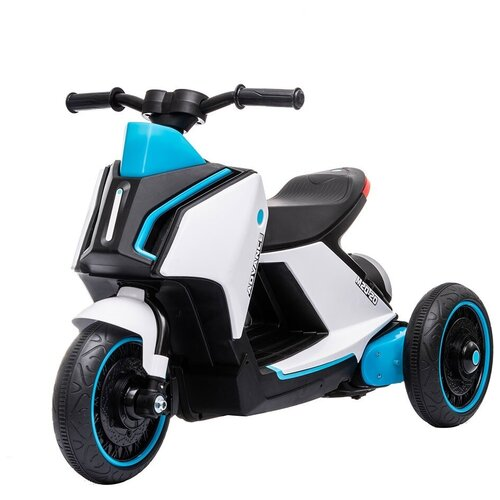 Купить Детский электромобиль скутер трицикл BMW Concept Link Style 6V 2WD - HL700-3-WHITE, Harleybella, Электромобили