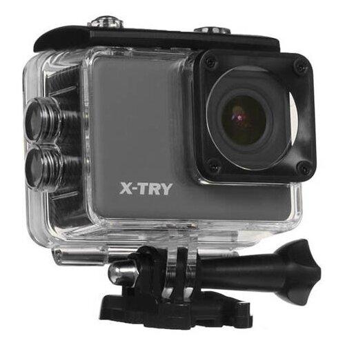 Фото - Экшн-камера X-TRY XTC260 Real 4K Wi-Fi Standart экшн камера x try xtc262 real 4k wi fi power