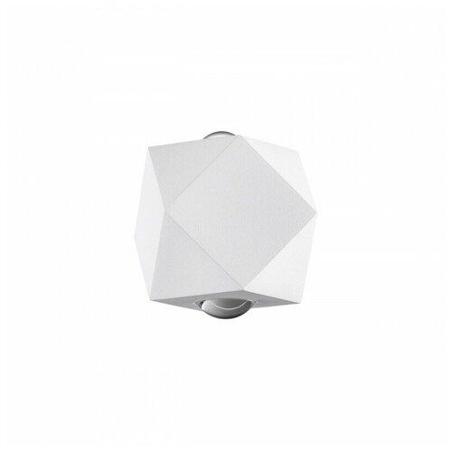 Настенный светильник Odeon Light DIAMANTA 4219/4WL настенный светильник odeon light diamanta 4220 4wl