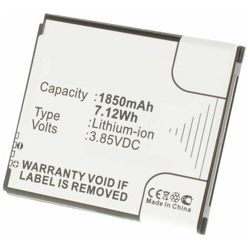 Аккумулятор iBatt iB-U2-M867 1850mAh для Samsung SM-J100VPP, SM-J100D, SM-J100DS, SM-J100H/DD, SM-J100H/DS, SM-J100HZB, SM-J100M,