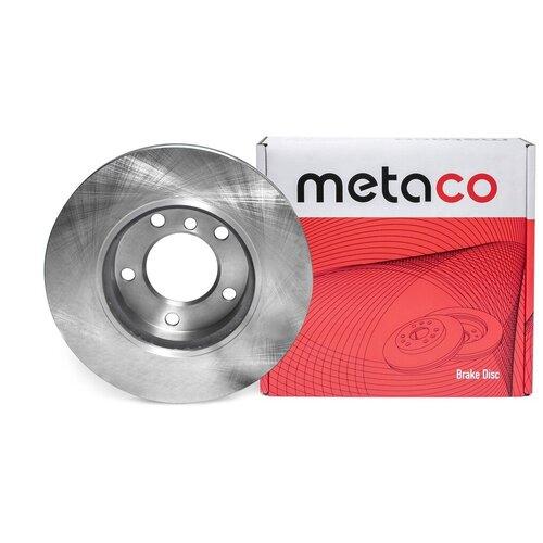 Диск тормозной передний вентилируемый Metaco 3050-115