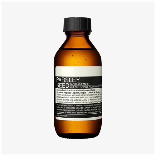AESOP Parsley Seed Facial Cleanser 100 ml гель для умывания недорого