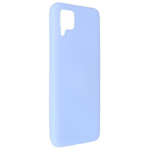 Чехол Pero для Realme C11 Liquid Silicone Light Blue PCLS-0060-LB