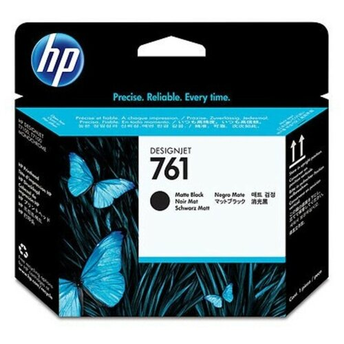 Фото - Печатающая головка Hewlett-Packard CH648A (HP 761) Matte Black печатающая головка hp ch647a 761