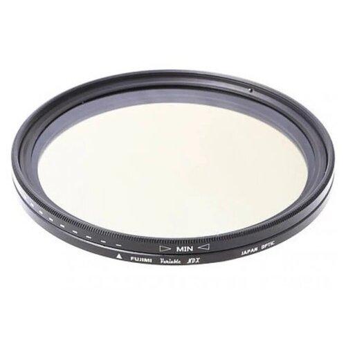 Нейтрально серый фильтр JJC NDV (ND2-ND400) 62mm