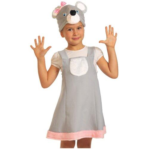 Карнавальный костюм Серая мышка, 1 шт.
