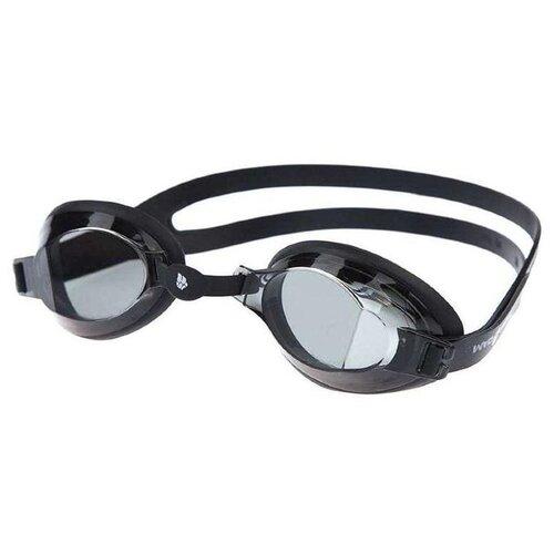 Mad Wave Очки для плавания Mad Wave Stalker Junior black очки для плавания mad wave turbo racer ii black orange