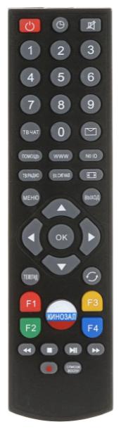 Триколор GS-8306 пульт ДУ — купить по выгодной цене на Яндекс.Маркете