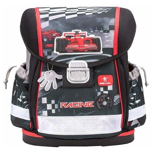 Купить Ранец Belmil Classy Racing Car, 36х32х19 см, Рюкзаки, ранцы