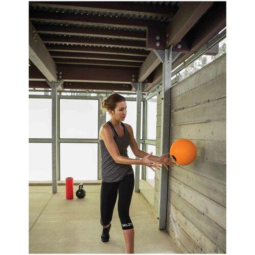 мяч для развития реакции sklz reaction ball Мяч с утяжелением тренировочный SKLZ Medball 8