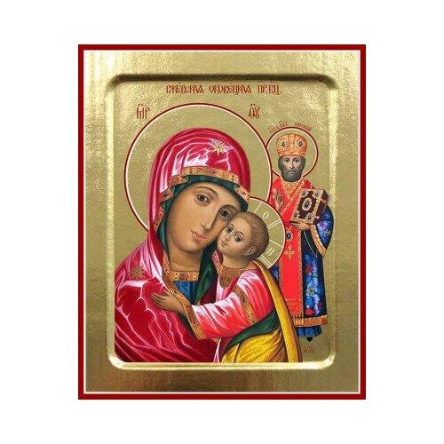 Икона Пресвятой Богородицы Ржевская