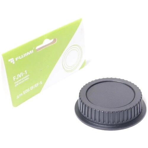 Фото - Крышка Fujimi FJVI-1 задняя для объективов EOS EF/EF-S крышка lcf 95iii для объективов sigma 95мм