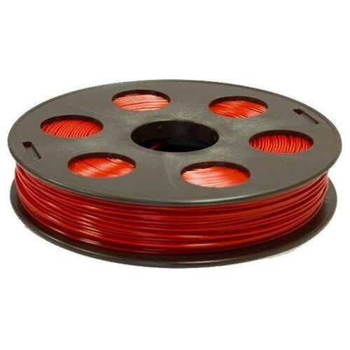HIPS пластик для 3D принтера Bestfilament 1.75мм, 0,5 кг красный