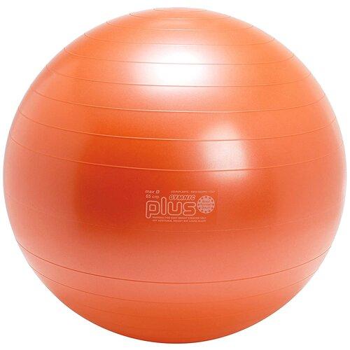Фитбол Gymnic Plus 65 см, 65 см orange фитбол indigo in001 65 см