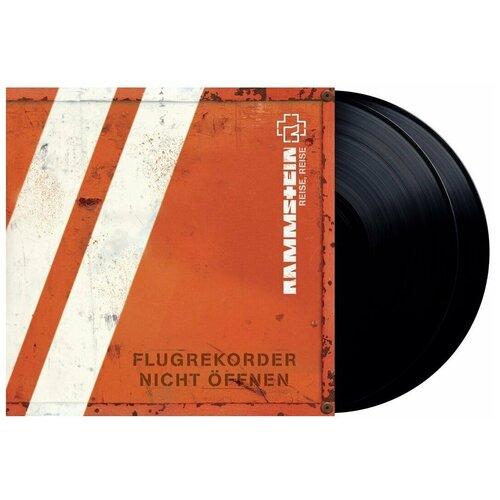 rammstein – reise reise 2 lp Виниловая пластинка Rammstein. Reise, Reise (2 LP)