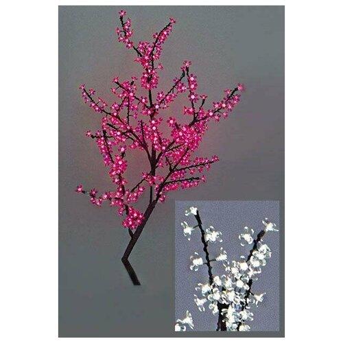 Светодиодное дерево сакура, 90 см, 240 холодных белых LED ламп, уличное, BEAUTY LED