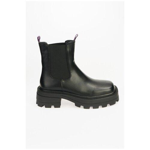 Ботинки E21 Черный 39