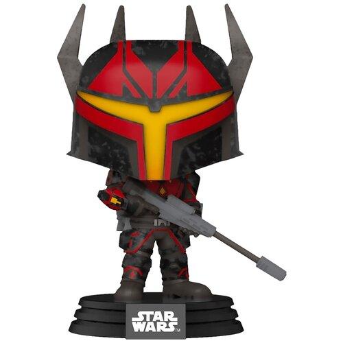 костюм клона командора коди star wars 36 38 Фигурка Funko POP! Bobble: Star Wars: Clone Wars: Gar Saxon