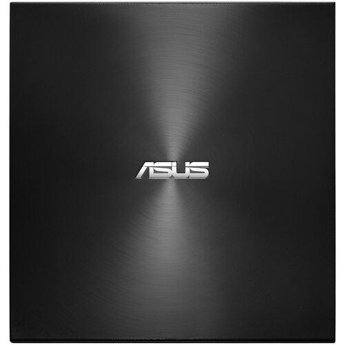 Привод DVD-RW Asus SDRW-08U8M-U серебристый, USB slim, ultra slim, M-Disk Mac, внешний, RTL