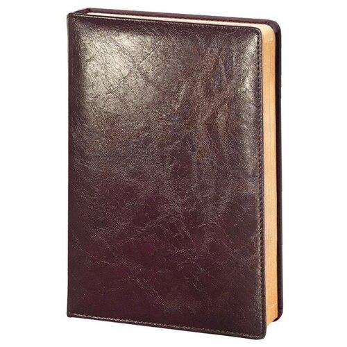 Купить Ежедневник недатированный Challenge, А5, 160л (бордовый), InFolio, Ежедневники