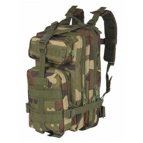 Купить Рюкзак Тактический Scout, Tactica 7.62, 20 л, арт 3Р-1, цвет Вудланд (Woodland)